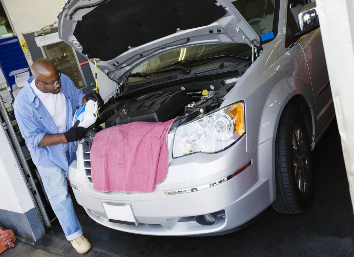 Comprehensive strategies for automotive repair